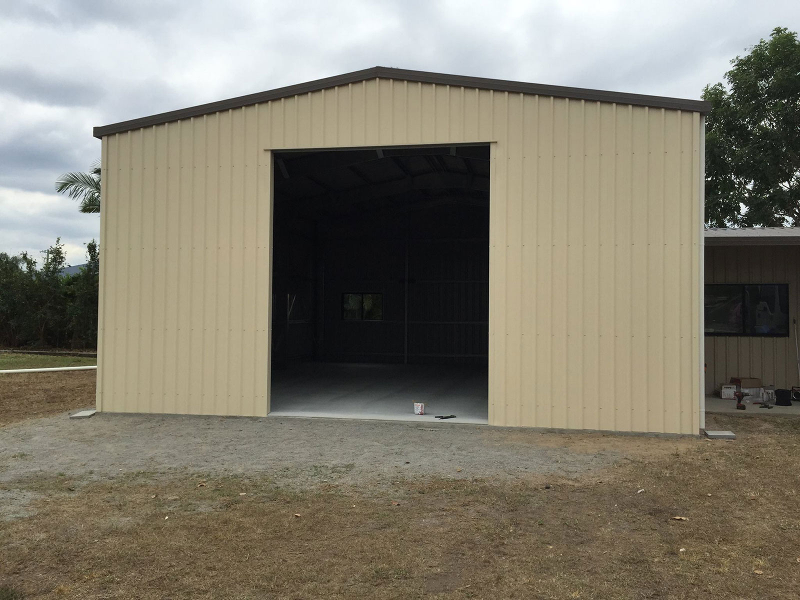 ᐅ Light Industrial Sheds Manufacturers Jmt Sheds